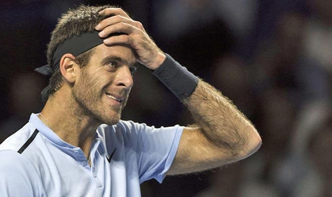 Basel Open ngày 4: Del Potro nuôi mộng ATP Finals 1