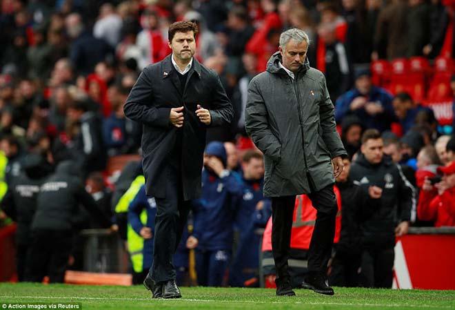 """MU hạ Tottenham: Mourinho """"bịt miệng"""" anti-fan, Pochettino thề báo thù 1"""