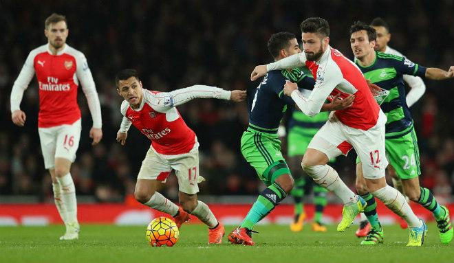 """Arsenal – Swansea: Mừng trận 800, quyết hủy diệt """"thiên nga"""" 2"""
