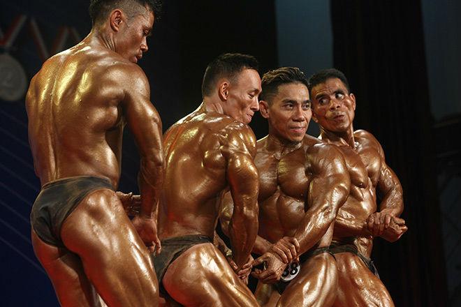 Phạm Văn Mách vô địch thế giới thua lực sỹ cơ bắp cuồn cuộn - 7
