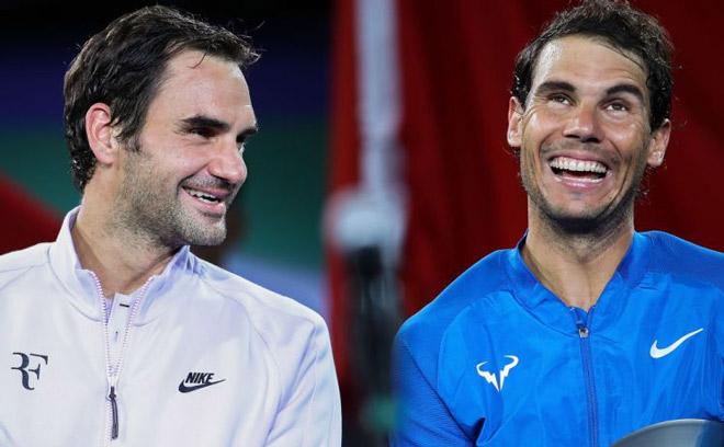 Phân nhánh Paris Masters: Federer - Nadal, chờ chung kết lịch sử 1