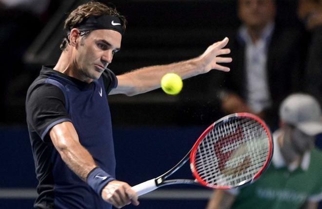Tin thể thao HOT 28/10: Federer bị ốm, cân nhắc bỏ Paris Masters 1