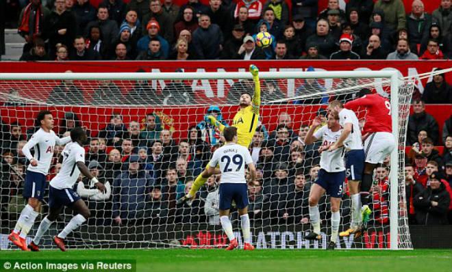 """MU - Tottenham: """"Nhát kiếm"""" kết liễu đầy tuyệt diệu 16"""