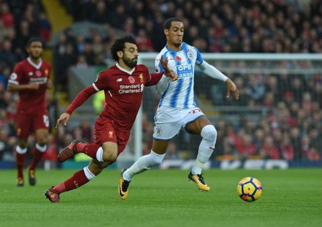 Liverpool - Huddersfield: Hiệp 2 bùng nổ, chiến công quả cảm 1