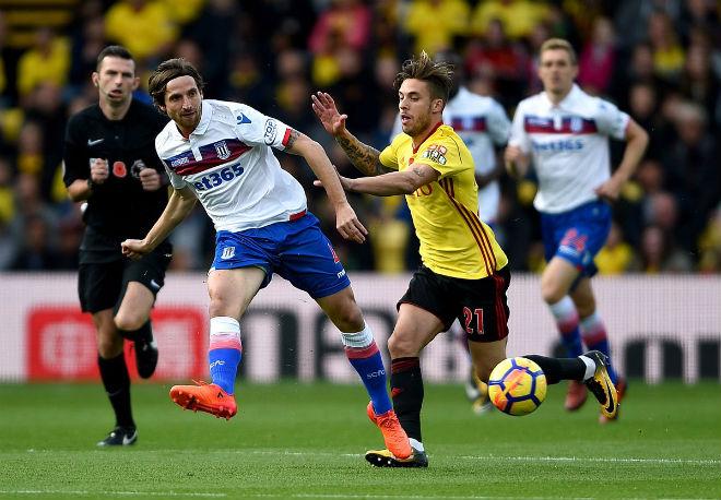 """Watford - Stoke City: Ôm hận vì """"người cũ"""" MU 1"""