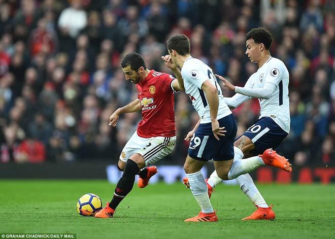 Đại chiến MU - Tottenham: Bóp nghẹt đối thủ, vỡ òa phút thăng hoa 3