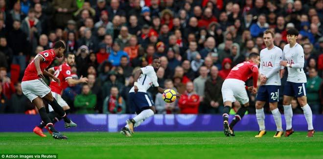 Đại chiến MU - Tottenham: Bóp nghẹt đối thủ, vỡ òa phút thăng hoa 4