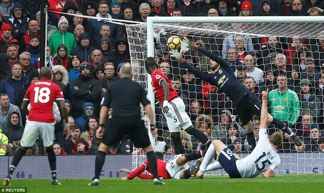 Đại chiến MU - Tottenham: Bóp nghẹt đối thủ, vỡ òa phút thăng hoa 8