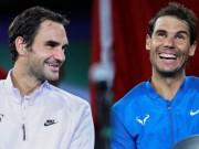 Thể thao - Phân nhánh Paris Masters: Federer - Nadal, chờ chung kết lịch sử