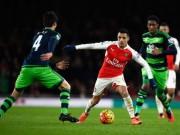 Bóng đá - Arsenal - Swansea: Người hùng bất ngờ, ngược dòng 7 phút