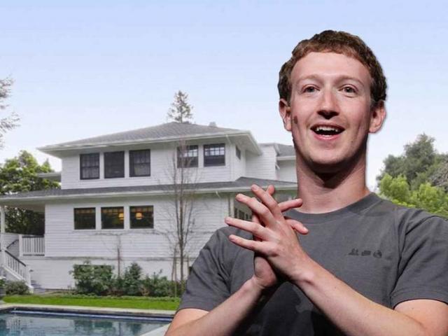 Ông chủ Facebook mê đất đai tới mức nào?