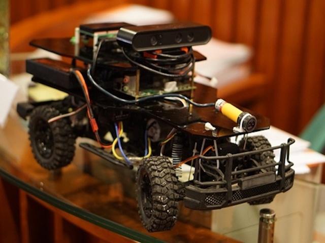 """Đề bài cuộc thi lập trình xe tự hành tại VN mùa 2 cực khó """"gặm"""""""