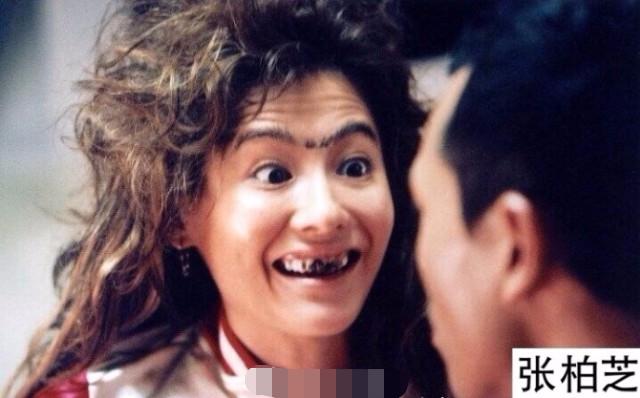 """Phút xấu """"ma chê quỷ hờn"""" của dàn mỹ nữ nổi tiếng nhất màn ảnh Hoa ngữ - 8"""