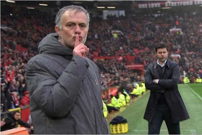 MU – Mourinho chĩa ngón tay: Vẻ đẹp của sự ngang bướng 1