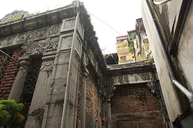 Khám phá công trình lăng mộ cổ bằng đá bậc nhất Thủ đô - 5