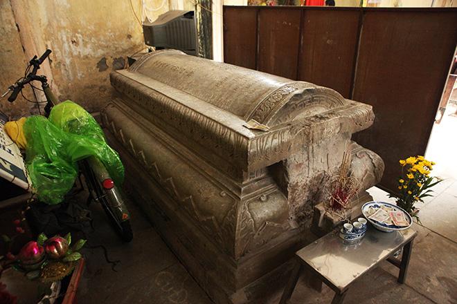 Khám phá công trình lăng mộ cổ bằng đá bậc nhất Thủ đô - 10