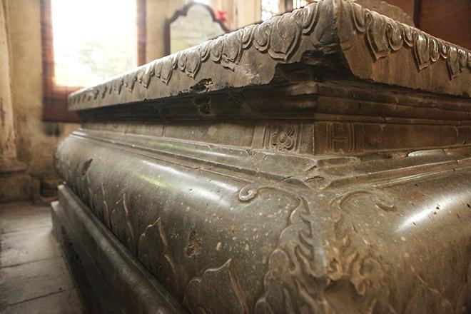 Khám phá công trình lăng mộ cổ bằng đá bậc nhất Thủ đô - 12