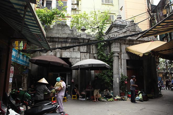 Khám phá công trình lăng mộ cổ bằng đá bậc nhất Thủ đô - 13