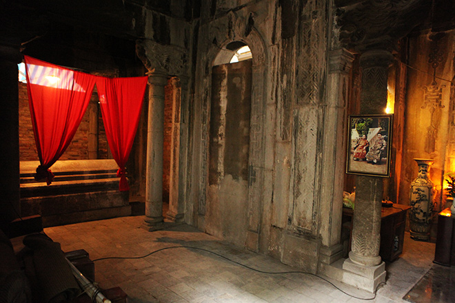 Khám phá công trình lăng mộ cổ bằng đá bậc nhất Thủ đô - 15