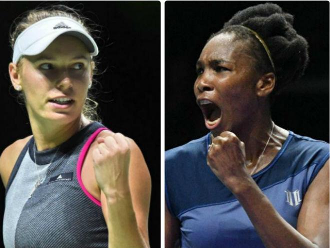 """Chung kết WTA Finals: Cuộc chiến của những """"cựu nữ hoàng"""" - 1"""