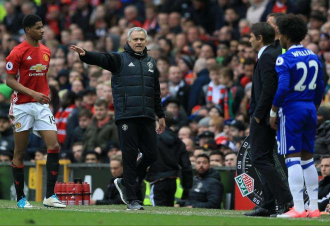 """MU hạ Tottenham: Mourinho chờ """"gậy ông đập lưng ông"""" với Chelsea 2"""