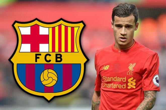 Tin HOT bóng đá tối 29/10: Barca chốt giá Coutinho 132 triệu bảng 1
