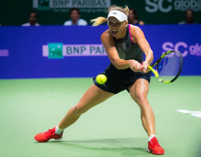 Venus Williams - Wozniacki: Đấu trí đỉnh cao, vỡ òa ngôi hậu (CK WTA Finals 2017) 1