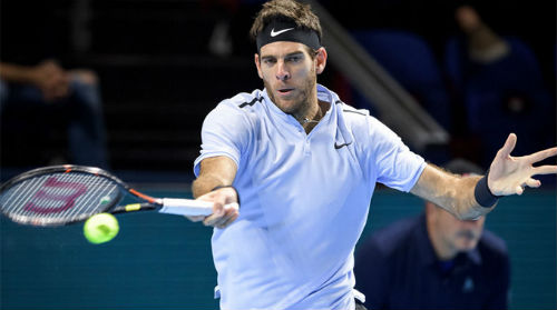 Chi tiết Federer - Del Potro: Quỳ rạp trước nhà vua (KT) 3