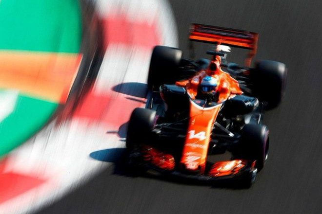 """Đua xe F1, phân hạng Mexican GP:  """"Ngựa chiến' khiến 'bò tót' vỡ mộng 2"""