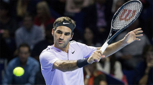 Chi tiết Federer - Del Potro: Quỳ rạp trước nhà vua (KT) 4