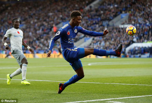 Chi tiết Leicester - Everton: Chiến quả nhẹ nhàng (KT) 19
