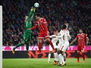"""Bayern Munchen - Leipzig: Thẻ đỏ cay đắng,  """" song sát """"  tỏa sáng"""