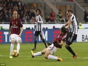 AC Milan - Juventus: Hai đòn hiểm từ một người hùng
