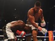 Thể thao - Boxing tuyệt đỉnh, Anthony Joshua - Carlos Takam: Cú đấm sấm sét & 10 hiệp kịch chiến