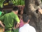 An ninh Xã hội - Giải cứu người phụ nữ bị kẻ lạ cầm hung khí dí vào cổ, bắt làm con tin