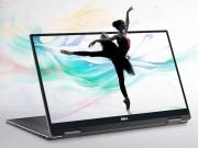 Dell công bố laptop dòng XPS mỏng nhất thế giới