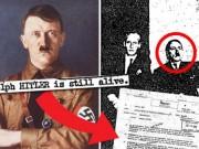 Thế giới - Tài liệu giải mật CIA hé lộ trùm phát xít Hitler sống sót