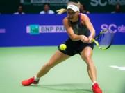 Venus Williams - Wozniacki: Đấu trí đỉnh cao, vỡ òa ngôi hậu (CK WTA Finals 2017)