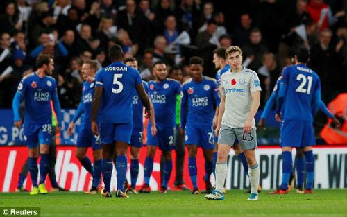 Chi tiết Leicester - Everton: Chiến quả nhẹ nhàng (KT) 21