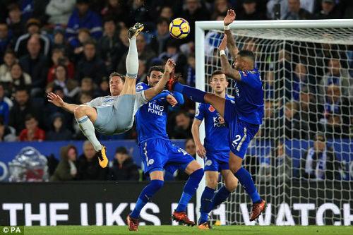 Chi tiết Leicester - Everton: Chiến quả nhẹ nhàng (KT) 22