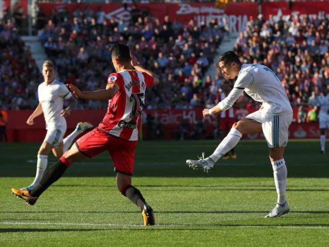 """Real thua cực sốc: Ronaldo """"chân gỗ"""", thời oanh liệt còn đâu"""