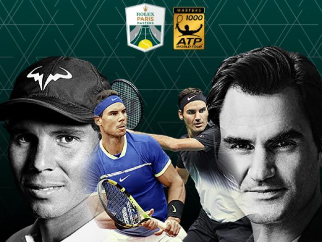 Lịch thi đấu tennis Paris Master 2017 1