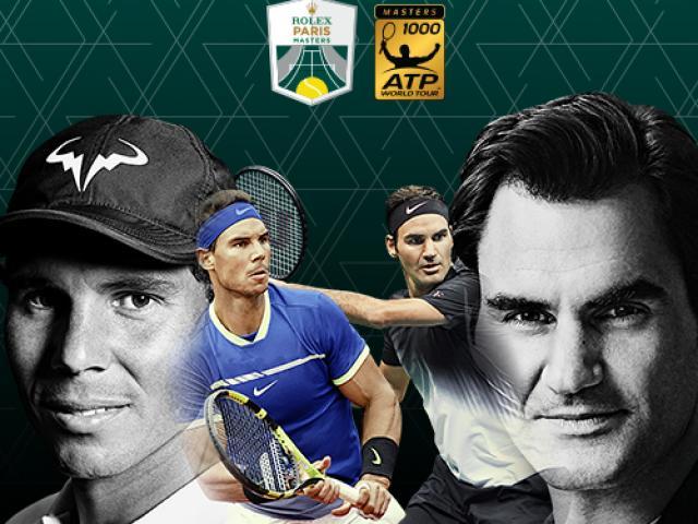 Kết quả thi đấu tennis Paris Masters 2017 39