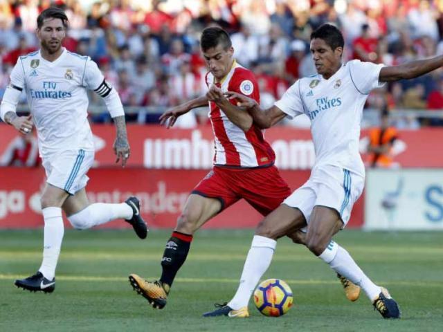 Góc chiến thuật Girona – Real: Công cùn, thủ mơ ngủ, Zidane bó tay