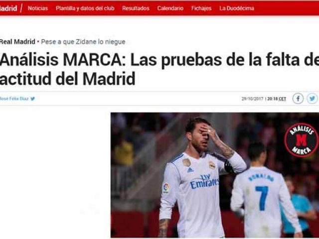"""Triệu fan Real """"đầu hàng"""" Barca, chê Ronaldo """"đá người giỏi hơn đá bóng"""" 9"""