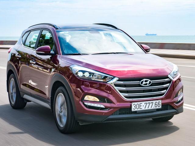 Hyundai Tucson 1.6 Turbo: Sức mạnh ấn tượng! - 3