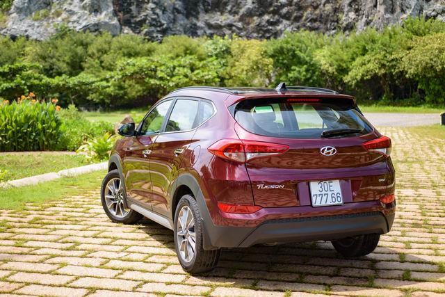 Hyundai Tucson 1.6 Turbo: Sức mạnh ấn tượng! - 4