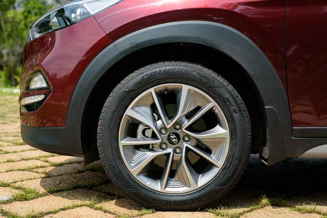 Hyundai Tucson 1.6 Turbo: Sức mạnh ấn tượng! - 5