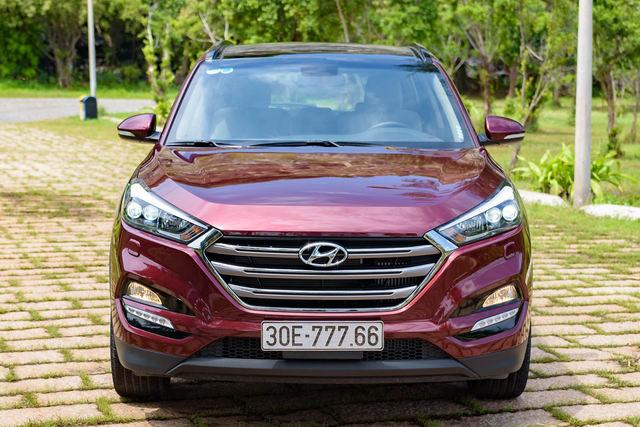 Hyundai Tucson 1.6 Turbo: Sức mạnh ấn tượng! - 6