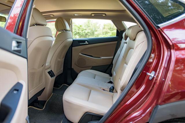 Hyundai Tucson 1.6 Turbo: Sức mạnh ấn tượng! - 9